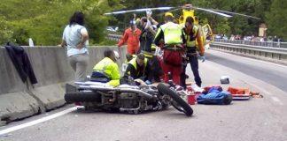 Incidente in Costiera Amalfitana: la vittima è un infermiere