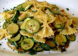 Ricetta zucchine alla scapece napoletana