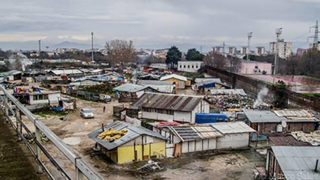 Cassimo: Campo rom di Giugliano