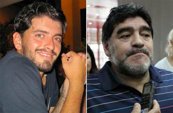 Torna il sereno tra Diego Armando Maradona e Diego Junior