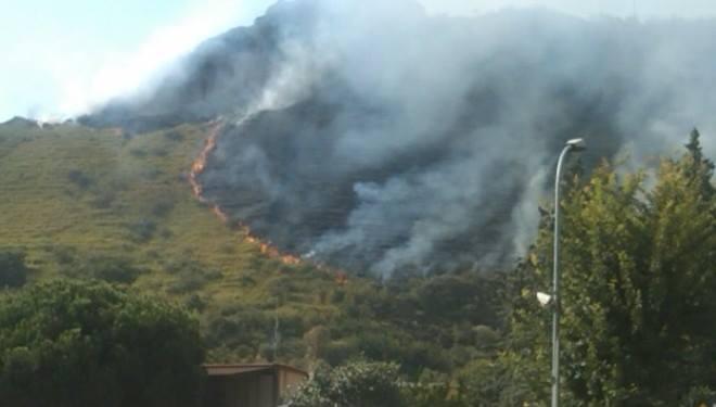 Incendio ai Camaldoli: i responsabili probabili piromani