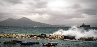 Meteo Napoli: un nuovo anticiclone porterà con se temporali