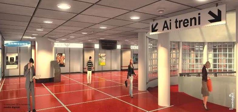 Nuova stazione della Metro Napoli tra Via Chiaia e Monte di Dio