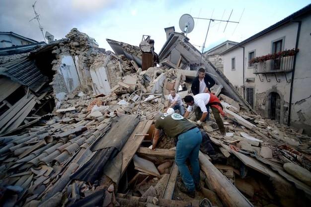 Terremoto oggi: Luigi De Magistri solidale ai comuni del Centro Italia