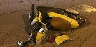 Incidente stradale a Sant'Antonio Abate: una vittima di 20 anni