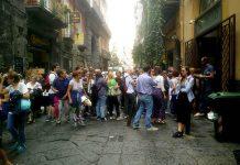 Luigi De Magistris e il turismo a Napoli