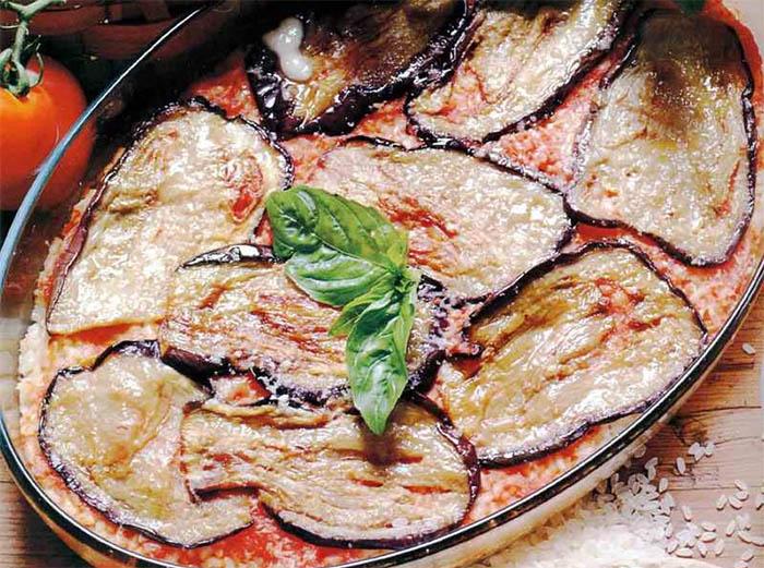 Ricetta della parmigiana di melanzane alla napoletana