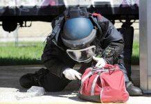 Allarme bomba, valigia sospetta in via Medina