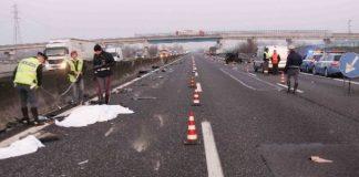 Incidente Asse Mediano: una vittima travolta da un auto