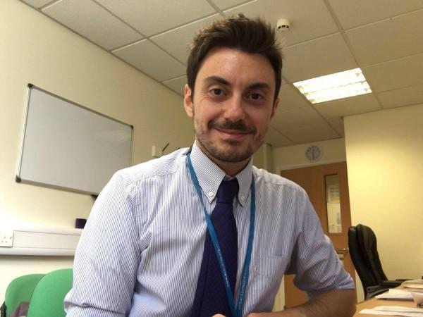 Pierluigi Vergara, neurochirurgo napoletano: primario più giovane d'Inghilterra