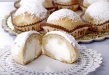 Ricetta fiocco di Neve di Poppella: l'imitazione casalinga squisita!