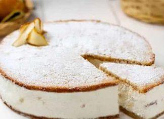 Ricetta torta ricotta e pere: dolce dello chef Sal De Riso