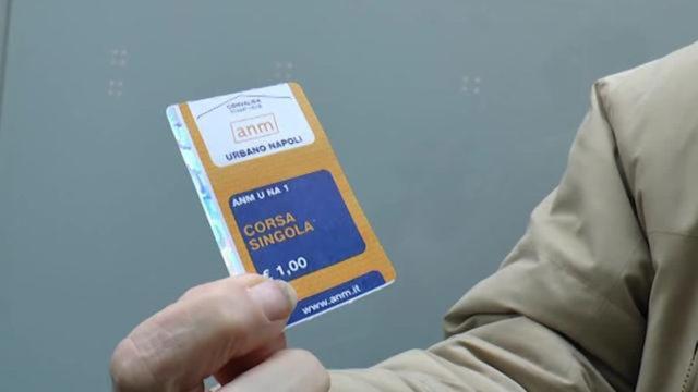 ANM annuncia le nuove tariffe per i ticket di viaggio