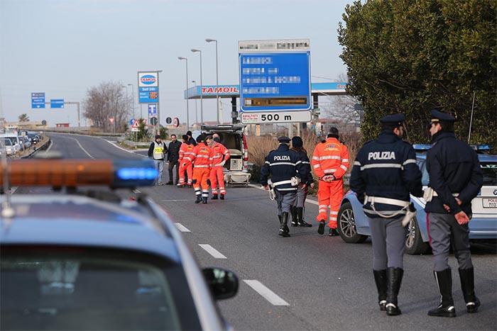 Incidente Asse Mediano, Melito: traffico in tilt