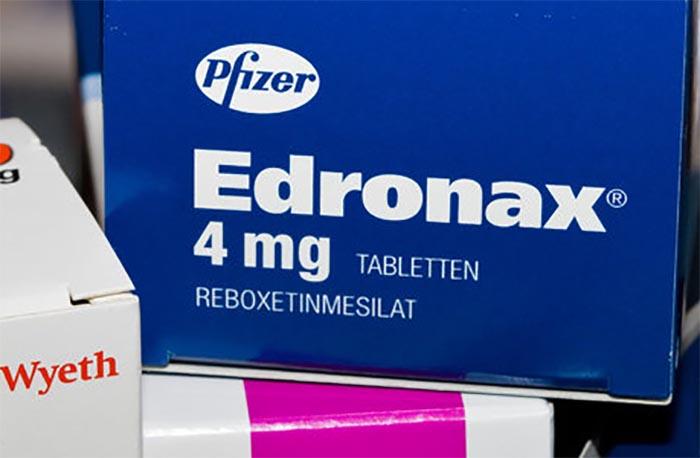 Edronax, farmaco antidepressivo ritirato dal mercato farmaceutico