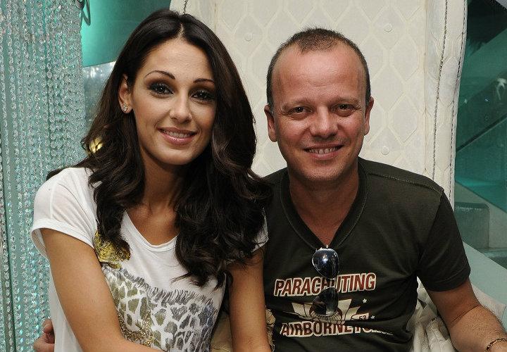 """Gigi D'Alessio e Anna Tatangelo, è crisi: """"economica"""""""