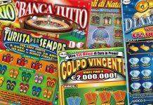 Milionario Gratta e Vinci venduto in Campania