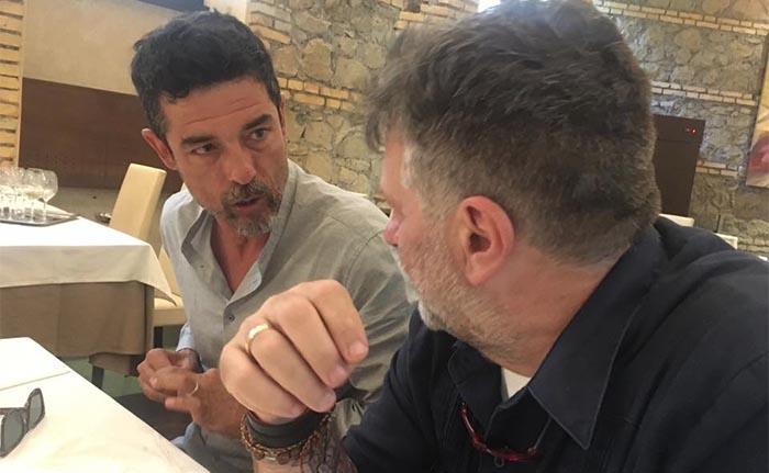 """""""I bastardi di Pizzofalcone 2"""": Gassman a Napoli per le riprese"""