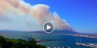 Incendi sul Vesuvio: in aiuto i Canadair della Repubblica francese