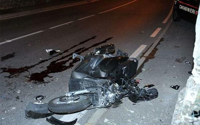 Tragico incidente stradale: per la vita un giovane papà