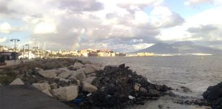 Meteo Napoli: le temperature finalmente calano