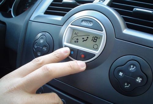 Attivare climatizzatore prima di partire in auto: previste multe salatissime