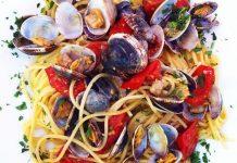 Ricetta spaghetti alle vongole veraci napoletana: un po' di storia