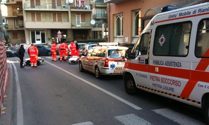 Incidente a Castellammare di Stabia: muore dopo 13 giorni di agonia