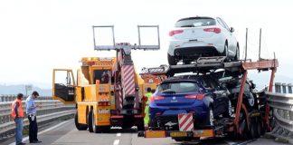 Incidente stradale A1: code lunghe 8 chilometri
