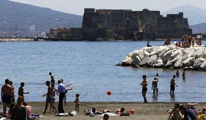 Allerta meteo Napoli: una nuova ondata di calore in arrivo