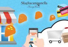 Sfogliacampanella, store on line