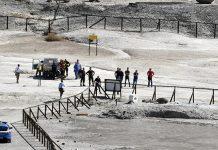 Tragedia a Pozzuoli: famiglia cade nel cratere della Solfatara