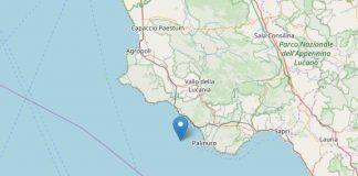 Terremoto oggi, Campania: scossa avvertita dalla popolazione