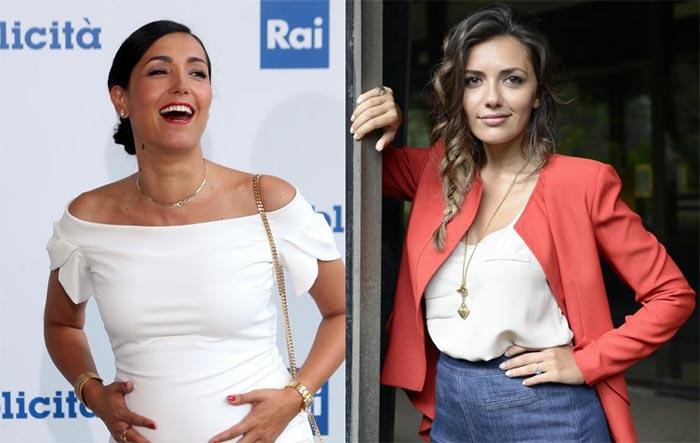 """Caterina Balivo vs Serena Rossi: """"Volevo un'attrice che mi interpretasse"""""""