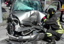 Incidente stradale a Mugnano