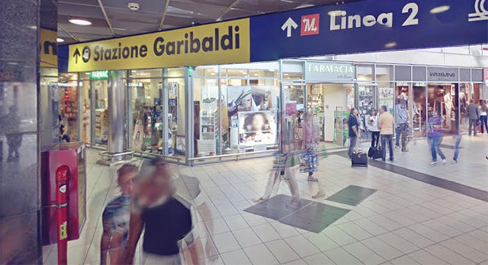 Napoli - Tentato furto ad una viaggiatrice alla Stazione Centrale, denunciato algerino
