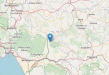 Terremoto oggi, Salerno: scossa di magnitudo 2.2