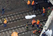 Battipaglia, tragedia sui binari: un uomo travolto dal treno
