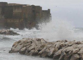 Meteo Napoli, 7 gennaio 2018: in arrivo vento e mare agitato