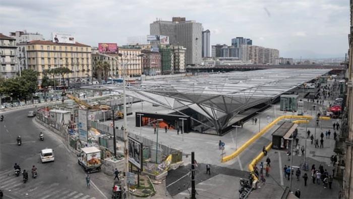 Napoli - Verona: tifoseria azzurra armata fermata dalla Polizia