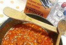 """Ricetta fagioli e salsicce alla napoletana o alla """"Bud Spencer"""""""