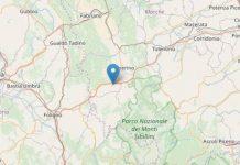 Terremoto oggi, Centro Italia: scossa di magnitudo 3.1