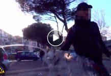 Napoli, Vittorio Brumotti aggredito per la seconda volta