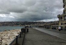 Napoli, allerta meteo: forti piogge per 24h a partire da questa sera