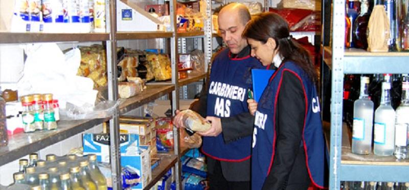 Giantursco, sequestrata carne e altri alimenti prive di etichettatura