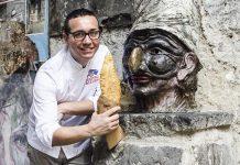 Gino Sorbillo e l'arte della pizzeria napoletana sbarcano a Roma