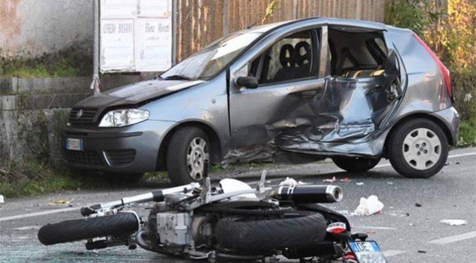 Incidente stradale a Torre del Greco: l'impatto fatale