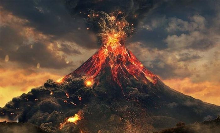 Leggende sul Vesuvio: la magia giustiziera del vulcano