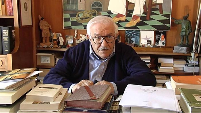 Un addio a Giuseppe Galasso, storico, politico, giornalista