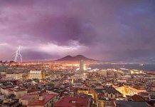 Previsioni Meteo a Napoli, Burian in Campania per diversi giorni